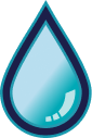 Plumber Surprise AZ | Droplet Icon | Pridemark Plumbing